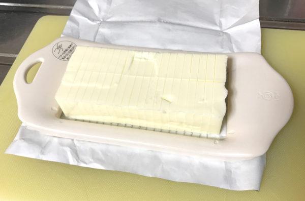 バターカットが楽しくなるバターカッター