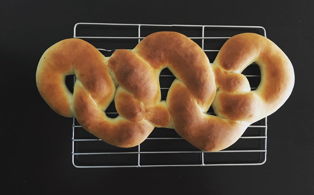 ついに開幕!平昌オリンピック!記念の五輪パンを焼いてみた結果・・・
