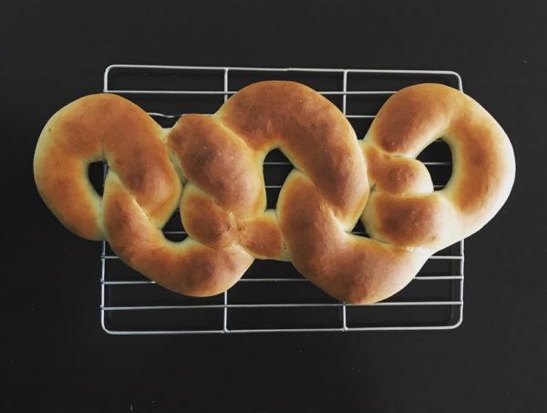 平昌オリンピック記念!オリンピック5輪パンを焼いて見た結果2