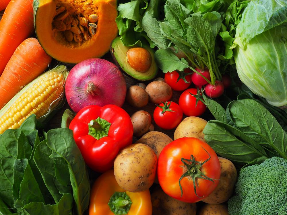野菜をたくさん食べれる自炊はオススメ