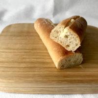 お家で簡単・美味しいミルクフランスパンのレシピ