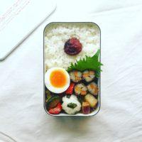 中学生のおべんとう 頑張れ日本ワールドカップ弁当